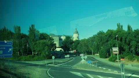 01993M En autobuses hasta Valladolid