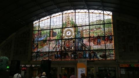 02030M Estacion de Bilbao