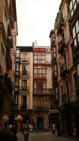 02063M Casco Viejo en Bilbao