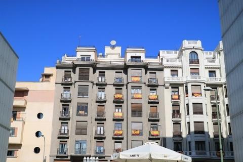 Madridの様子