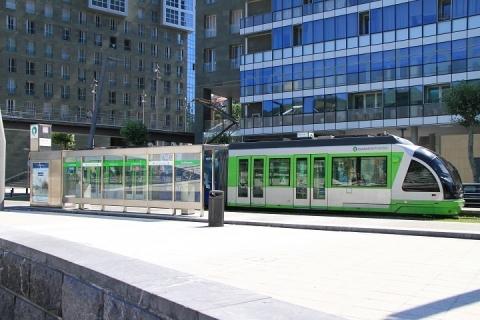 02592 Tranvia Bilbao