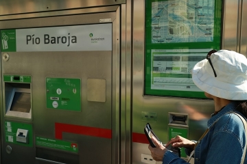 02651M estacion de Pio Baroja