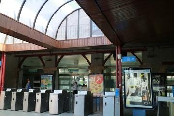 02696M Estacion Tren Atxuri