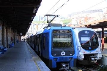 02689 Estacion Tren Atxuri