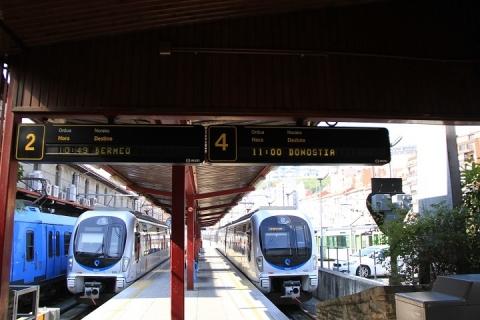 02690 Estacion Tren Atxuri