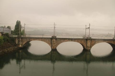 02890 Frontera rio Bidasoa