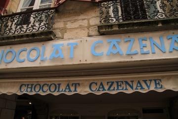 03006 Chocolat CAZENAVE