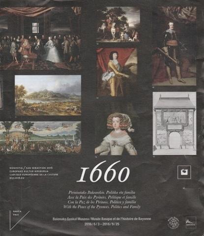 folleto de museo de Basco