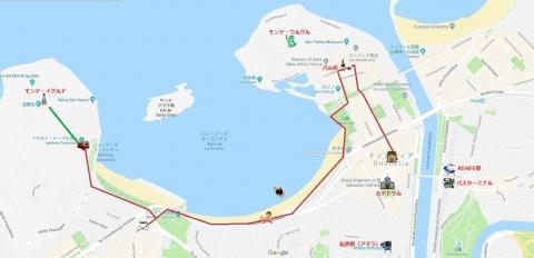 Mapa de Donostia 03