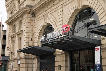 03152 Gare de Bayonne