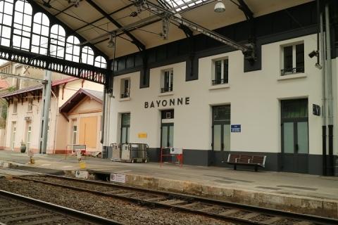 03160M Gare de Bayonne