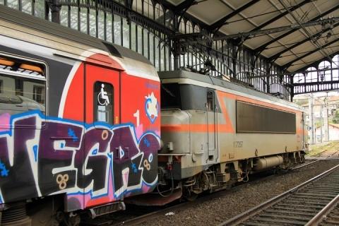 03164 Gare de Bayonne