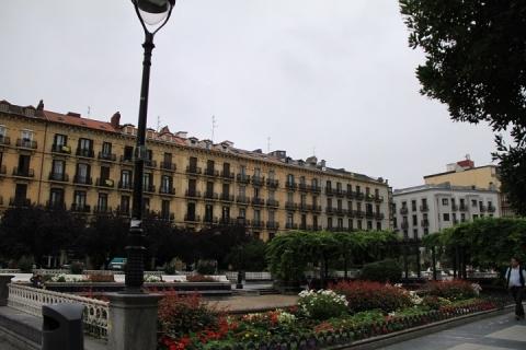 03193 La Plaza Easo en San Sebastian