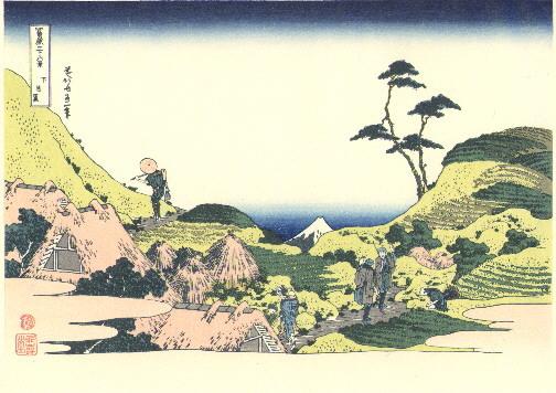 hokusai shimome