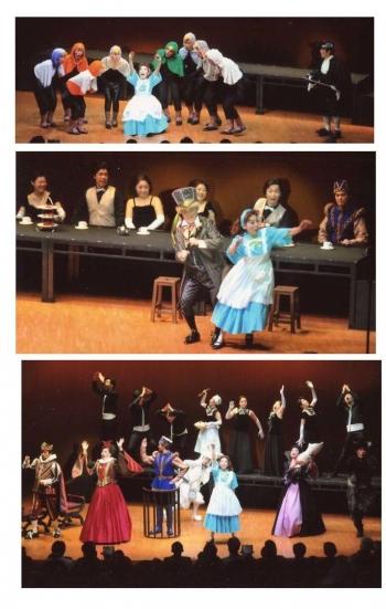 アリス2015舞台写真
