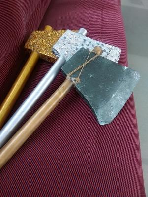 金・銀・鉄の斧