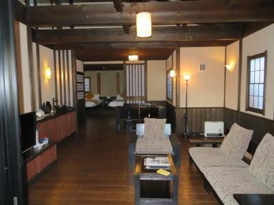 伊豆高原  パンチと正月温泉旅行