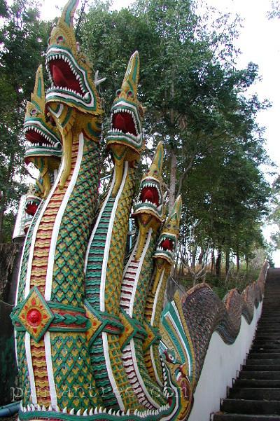 タイのナーガ神