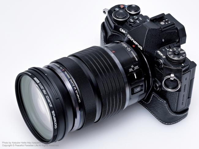 OM-D E-M5 MarkII + M.ZUIKO DIGITAL ED 12-100mm F4.0 IS PRO