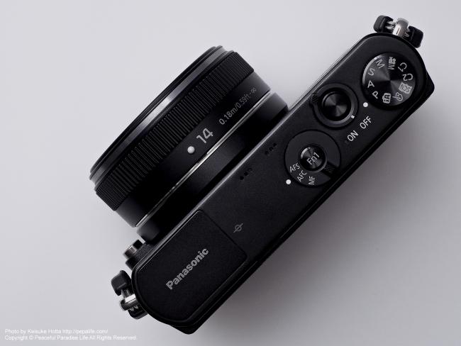 DMC-GM1 + LUMIX G 14mm / F2.5 II ASPH. 上から