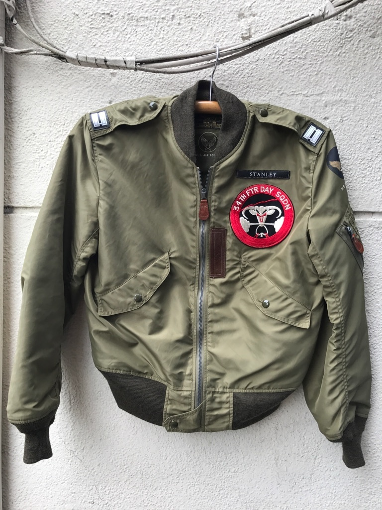 Buzz Rickson's L-2 FLIGHT JACKET【横田店】