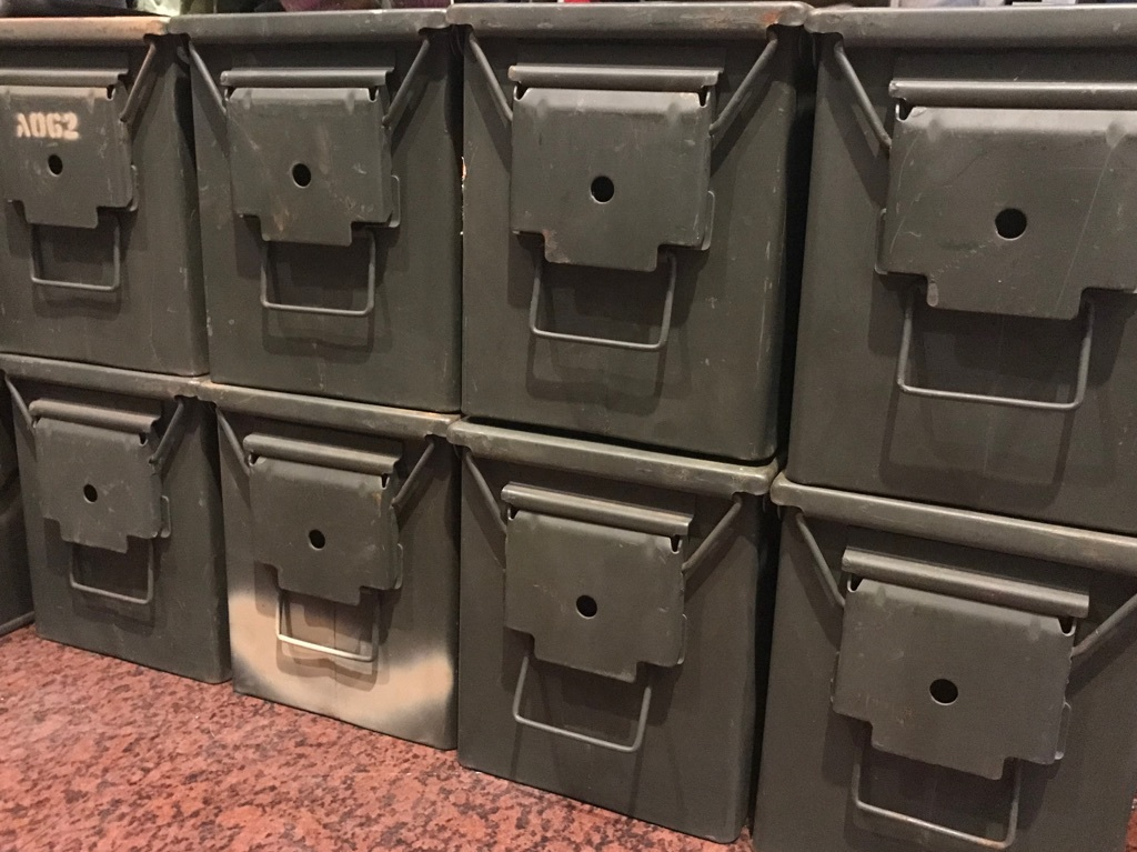 PA108 AMMO BOX / FAT AMMO CAN【横田店】