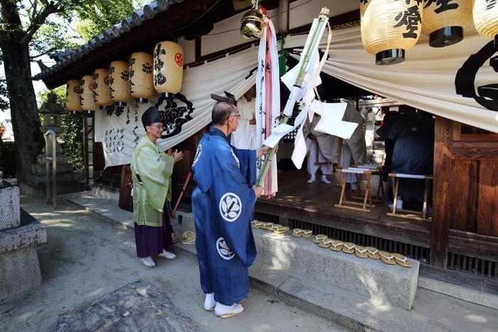 下永八幡神社 秋祭り2