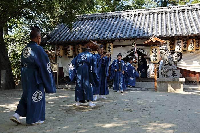 下永八幡神社 秋祭り3