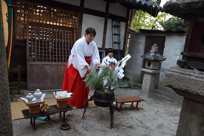 下永八幡神社 秋祭り4