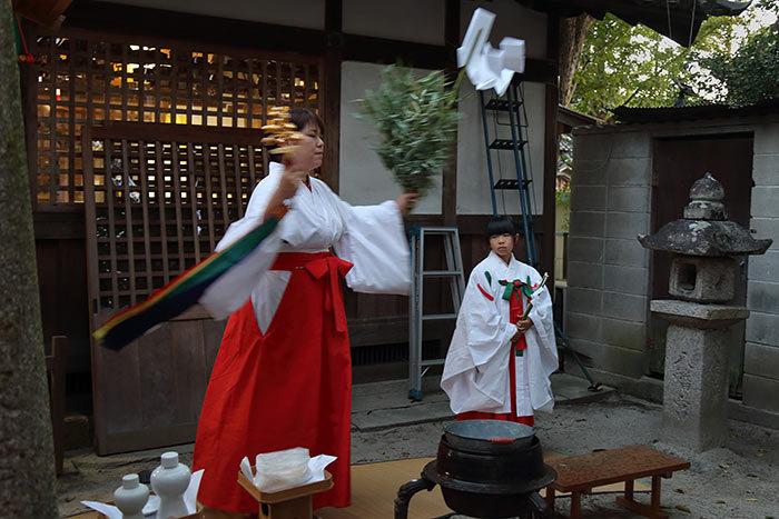 下永八幡神社 秋祭り5