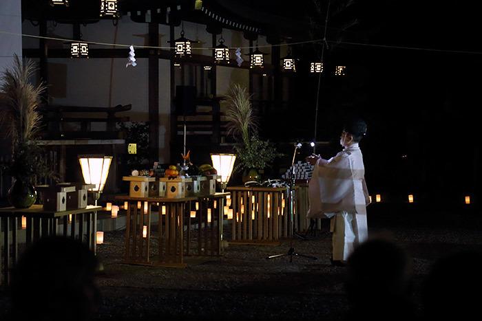 大神神社 観月祭2