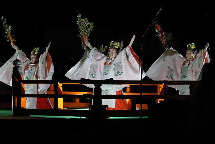 大神神社 観月祭3