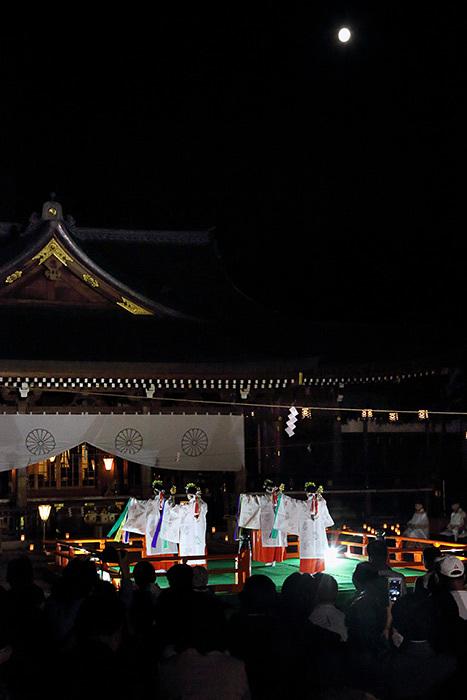 大神神社 観月祭4