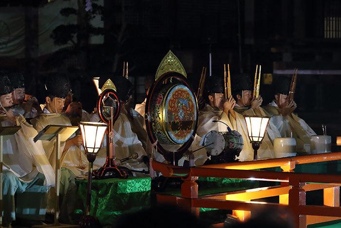 大神神社 観月祭5