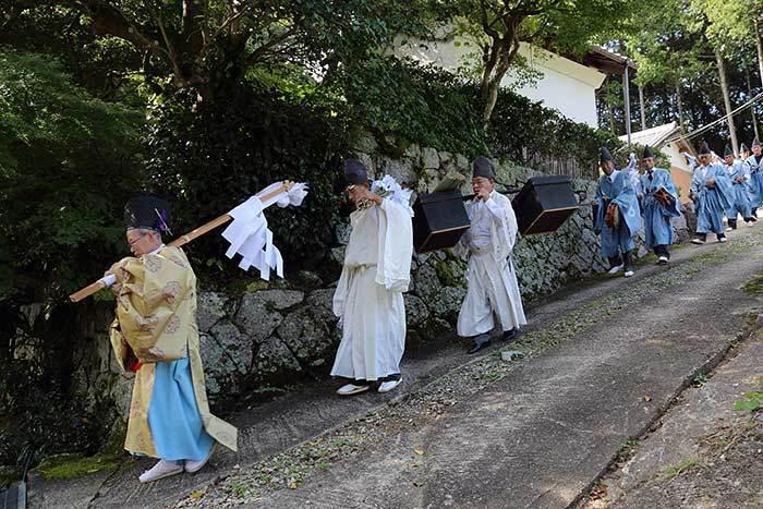 大保八坂神社 宵宮祭1