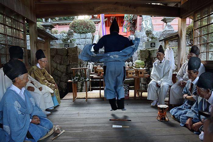 大保八坂神社 宵宮祭5