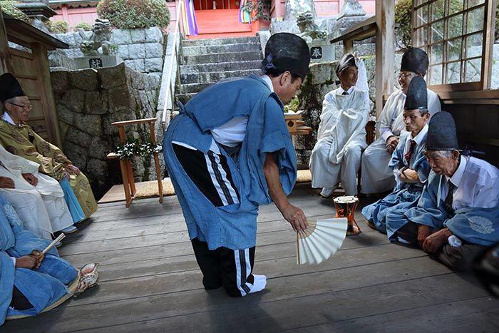 大保八坂神社 宵宮祭4