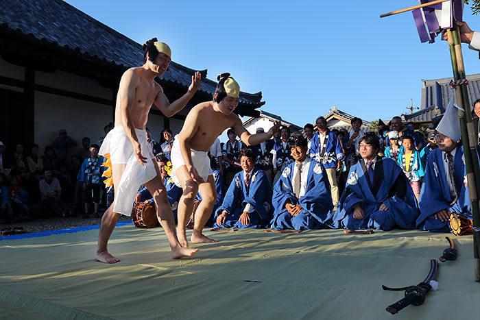 阪原長尾神社 秋祭り3
