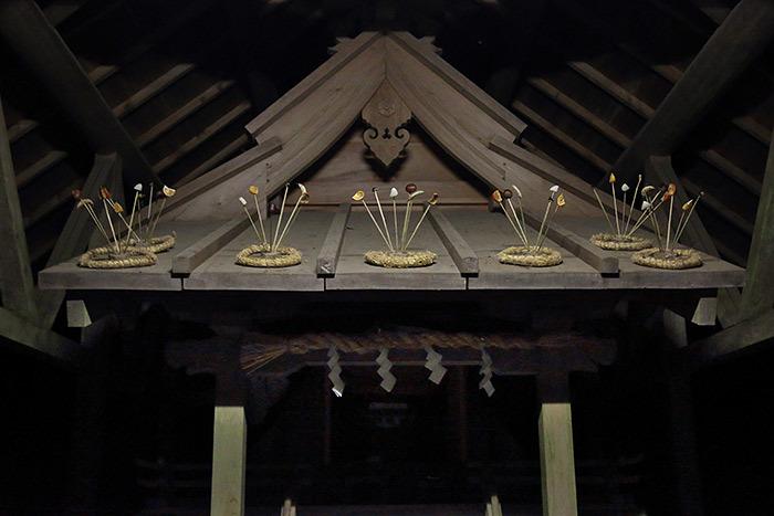 東阿田八幡神社 宵宮祭3