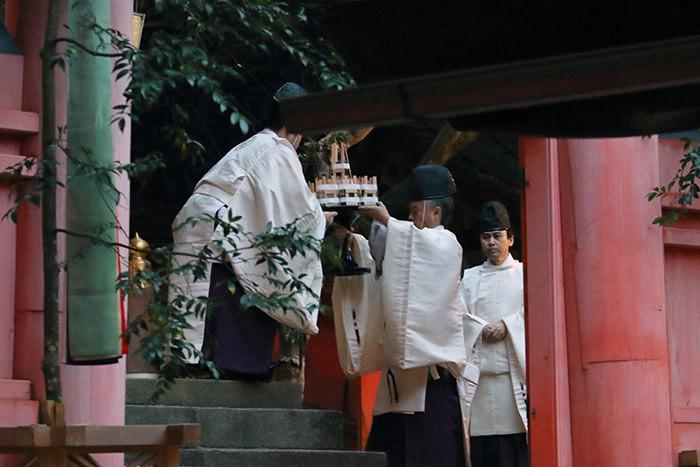 おん祭 宵宮祭1