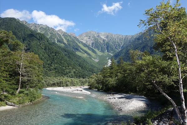 飛騨・信州の旅