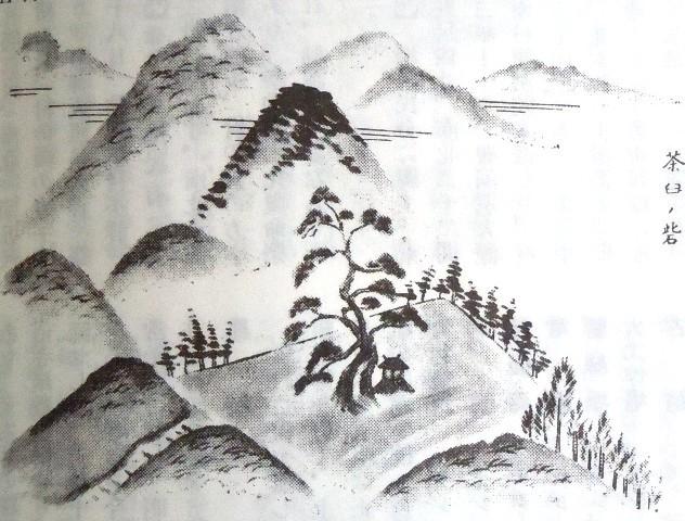 茶臼山ノ砦