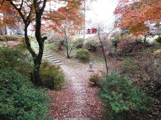 鈴岡城(飯田市) (8)