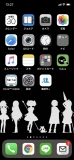 iphoneXホーム_2