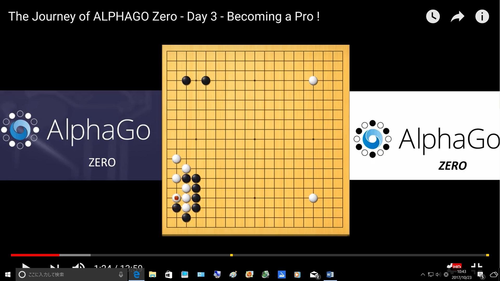 AlphaGo ZERO 3