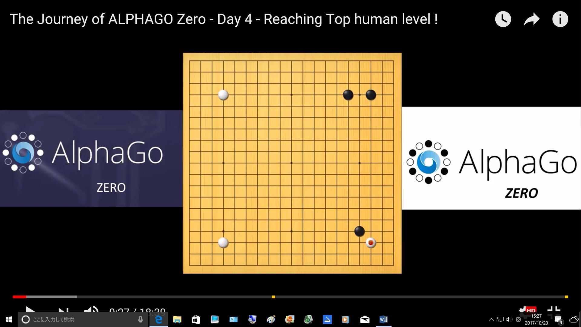 AlphaGo ZERO 4