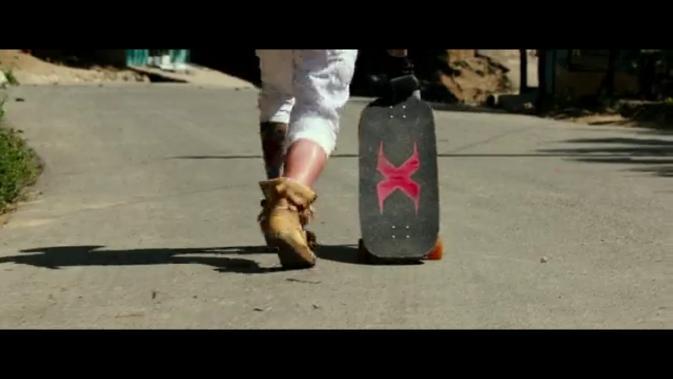 xXx-Vin Diesel board
