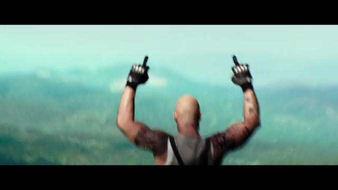xXx-Vin Diesel fuck u