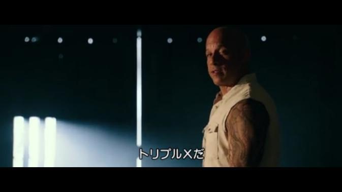 xXx-Vin Diesel said triple X