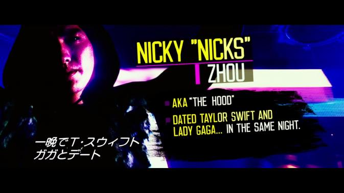xxxroxc-Kris Wu as Nicks12